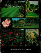 Back cover of <i>Gardening with shrubs</i>, 1973